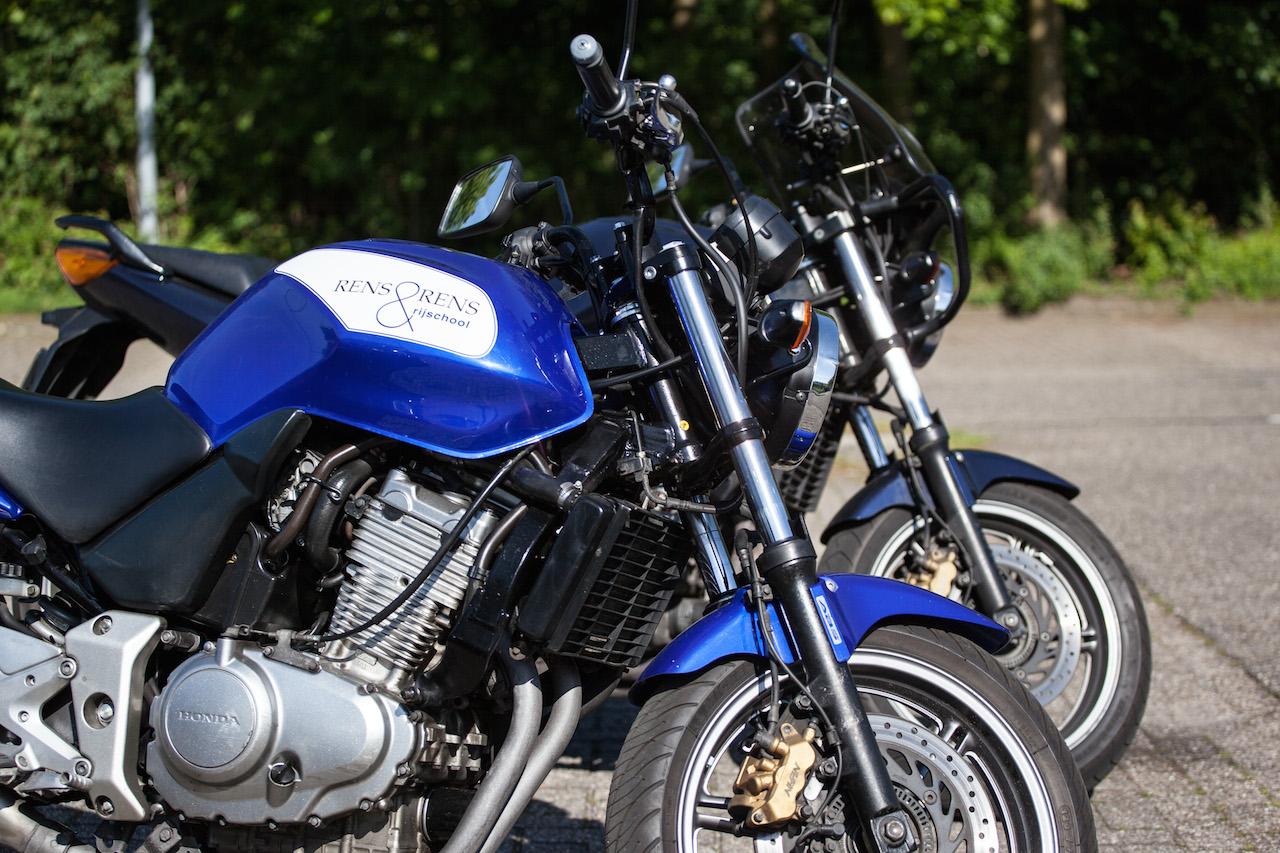 Motorrijles terrein Hilversum