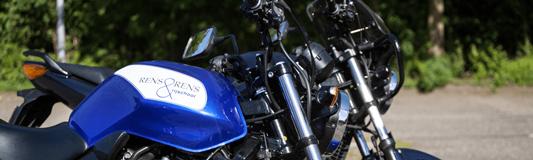 Motorrijbewijs Hilversum